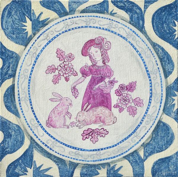 Rabbit plate