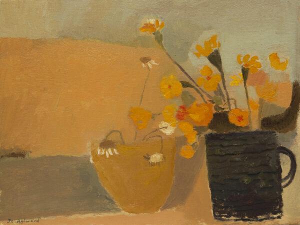 Triumphant marigolds