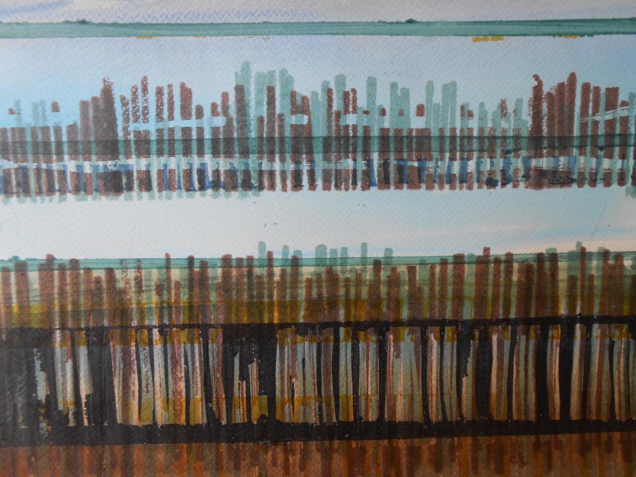 Ruth McCabe, Clive Barnett