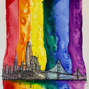 Love Won: 50 Years of Pride (San Francisco)